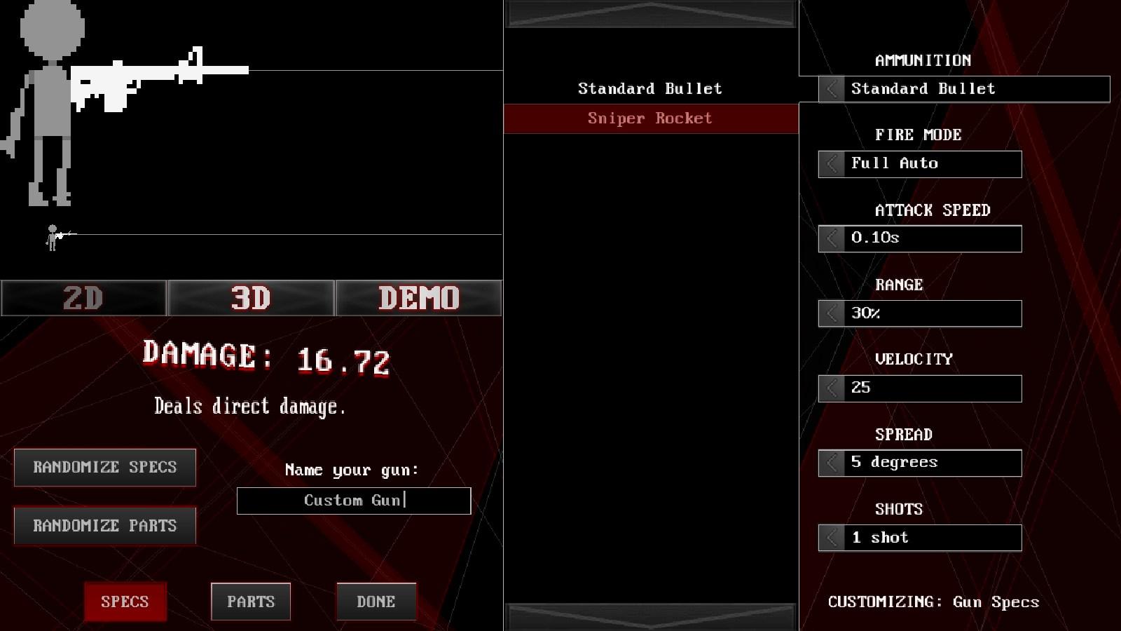 99 Crystals (pre-alpha demo)