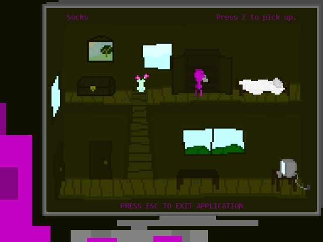 A Game about Making a Game