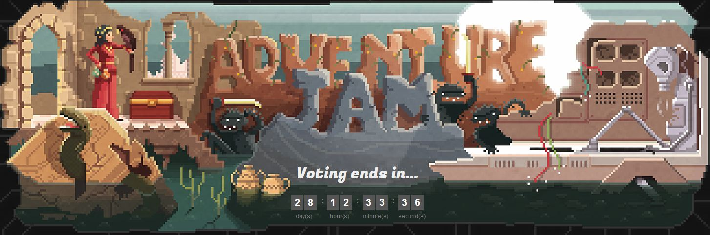 AdventureJam (voting)