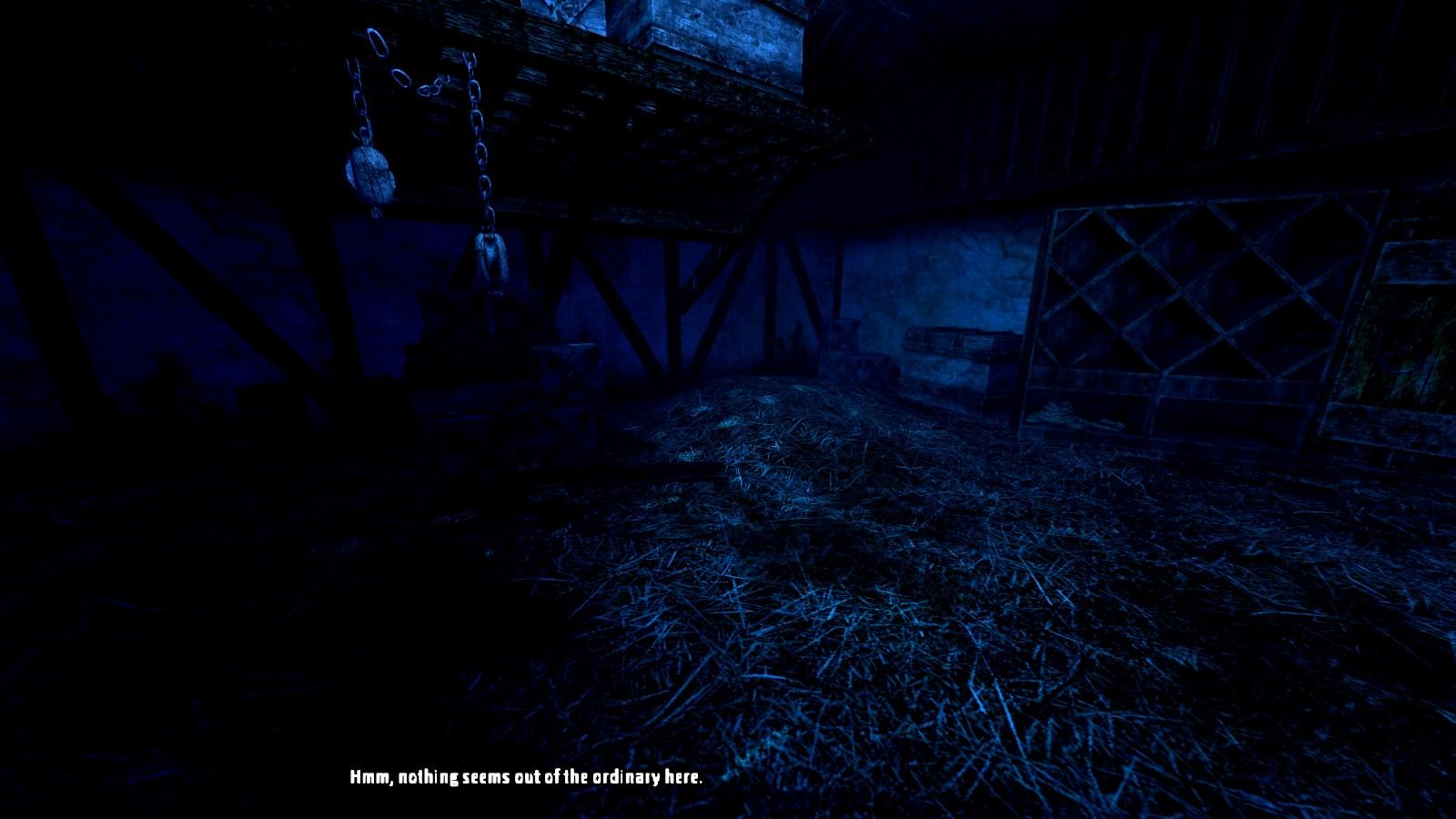Amnesia: The Dark Descent - The Barn's Secrets