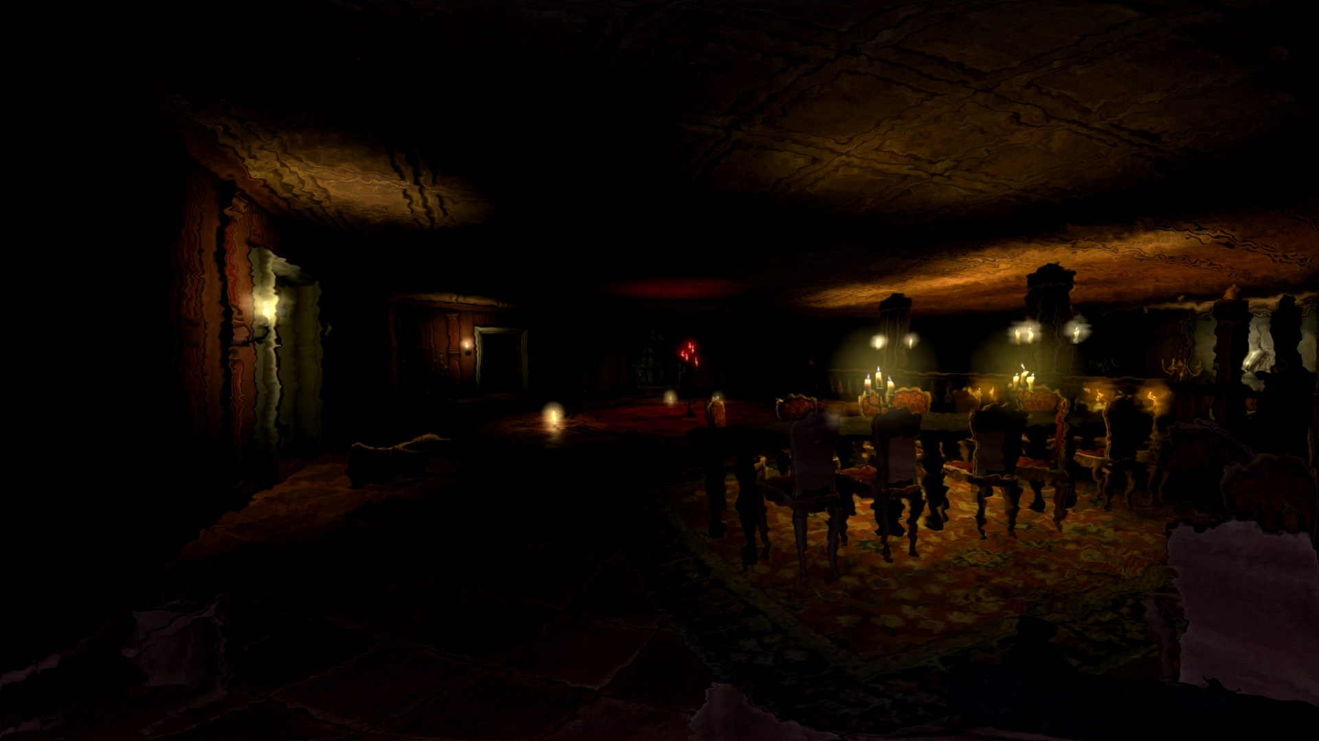 Amnesia: The Dark Descent (The Call From Another Dimension mod)