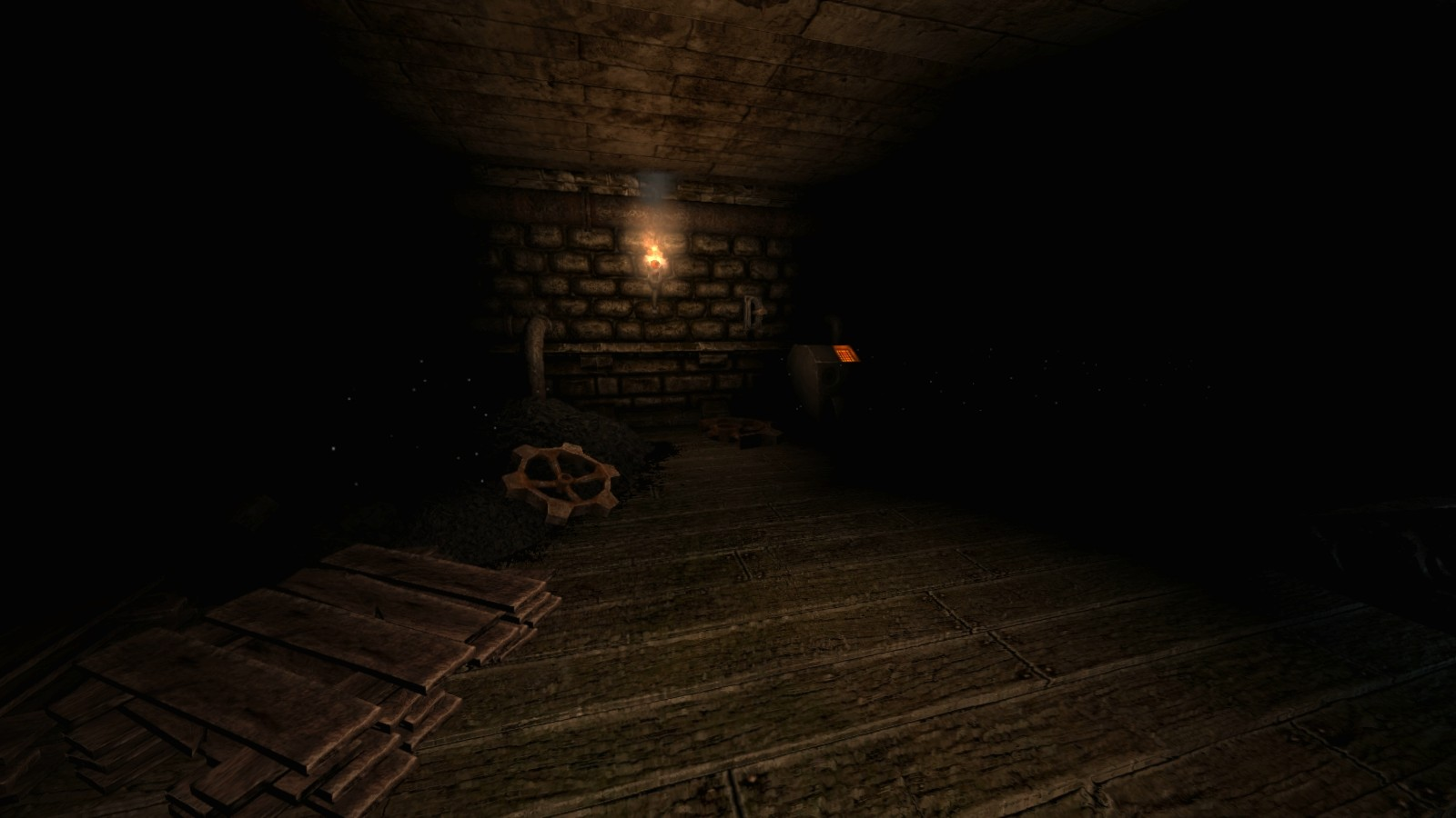 Amnesia: The Dark Descent - Rift: The Horror of 145