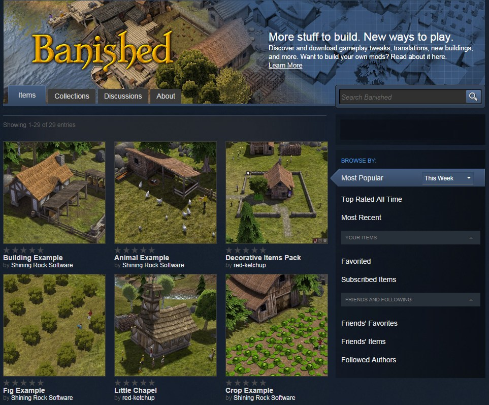 Banished (Steam Workshop)
