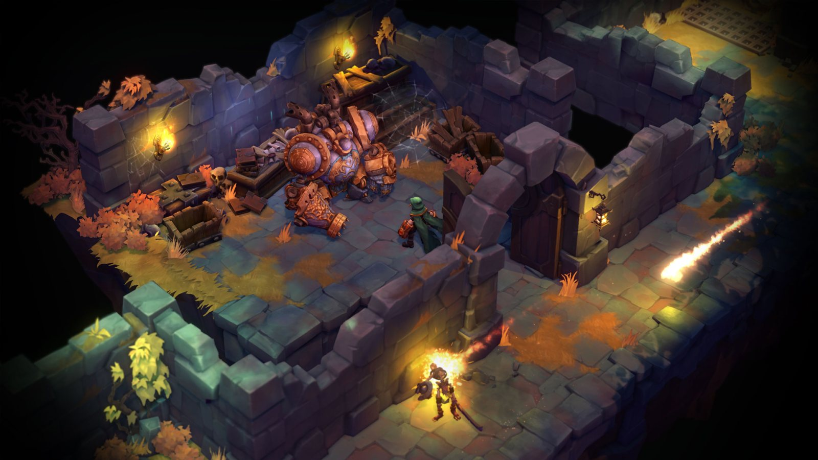 Battle Chasers: Nightwar (GL)