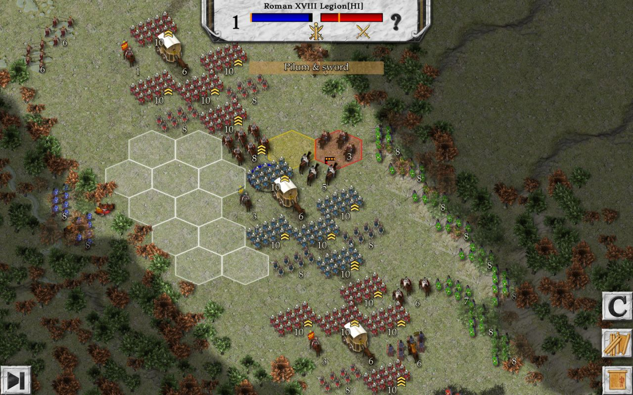 Battles of the Ancient World (GL)