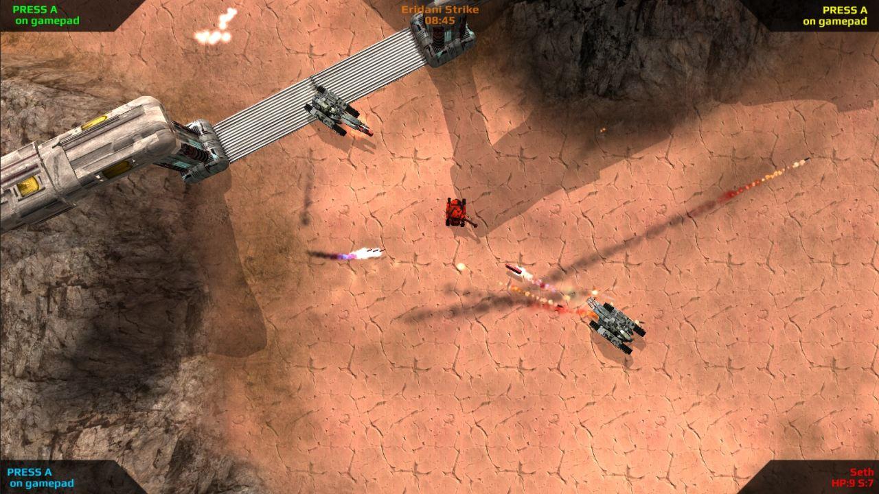 Battletank: L.O.B.A.