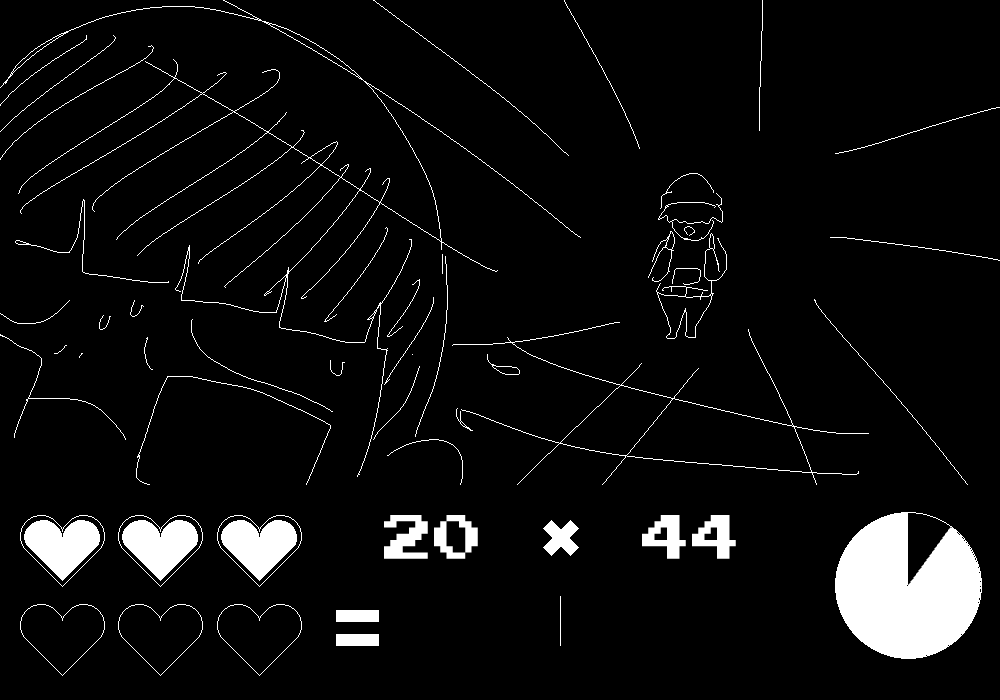 Billy McMath Solves Problems (LD32)