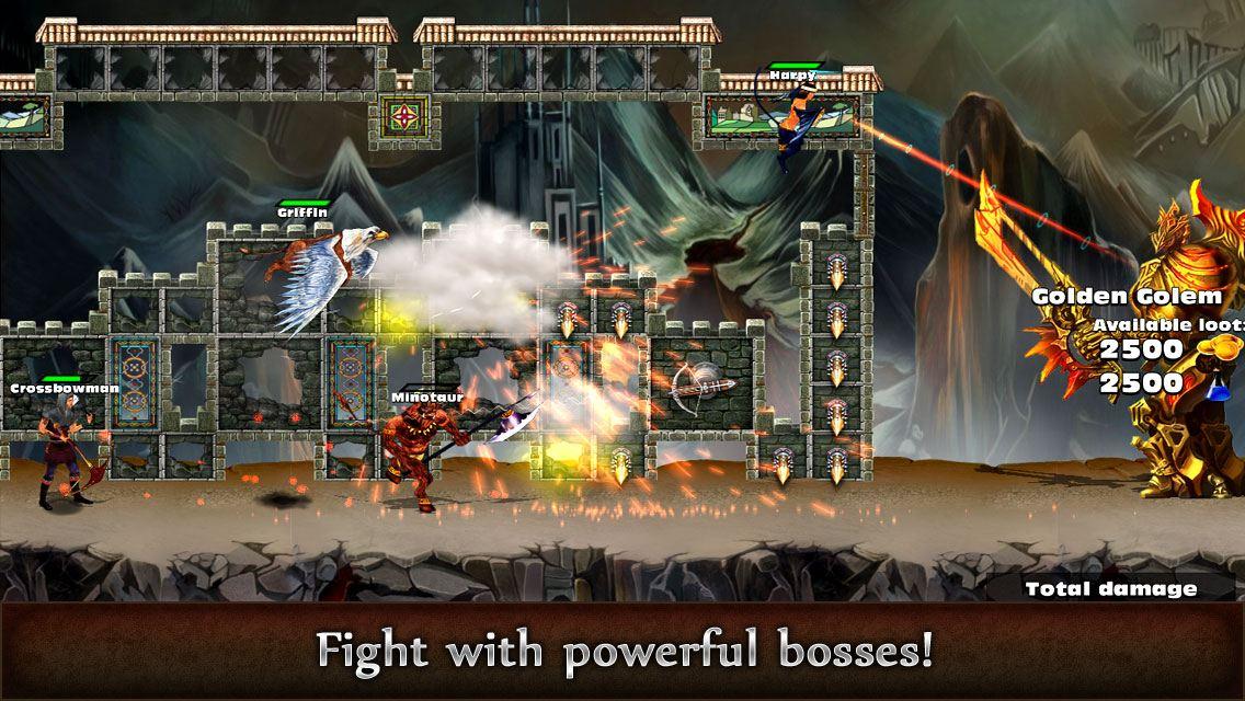 Cliffs of War: Fortress Defenders