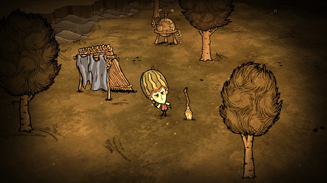 Dont Starve: Giant Edition PS Vita