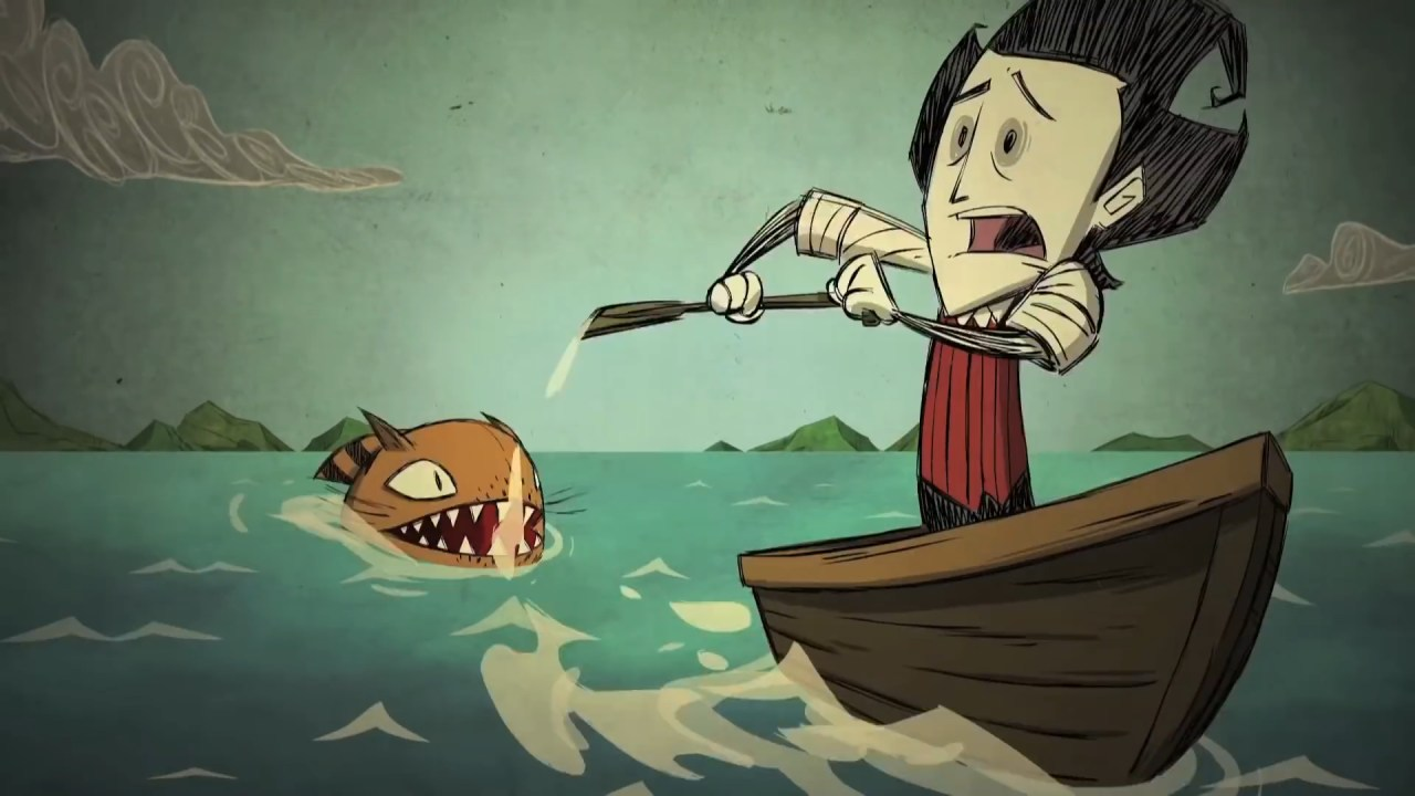 Don't Starve: Shipwrecked (trailer)