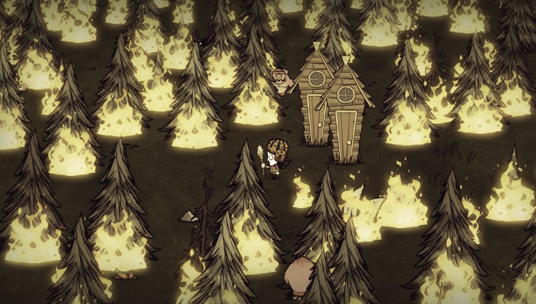 Don't Starve Together + Reign of Giants