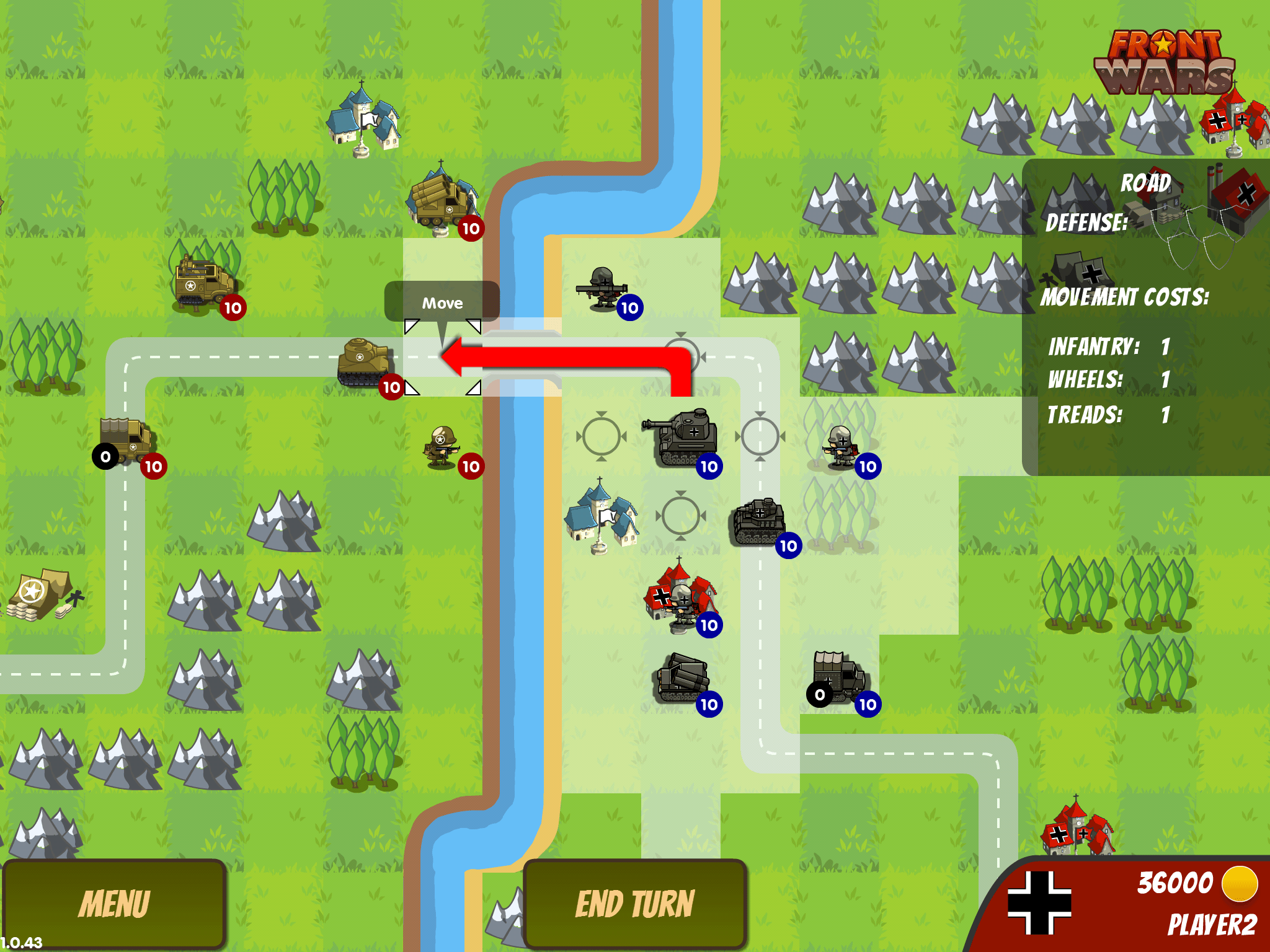 Front Wars (GL)