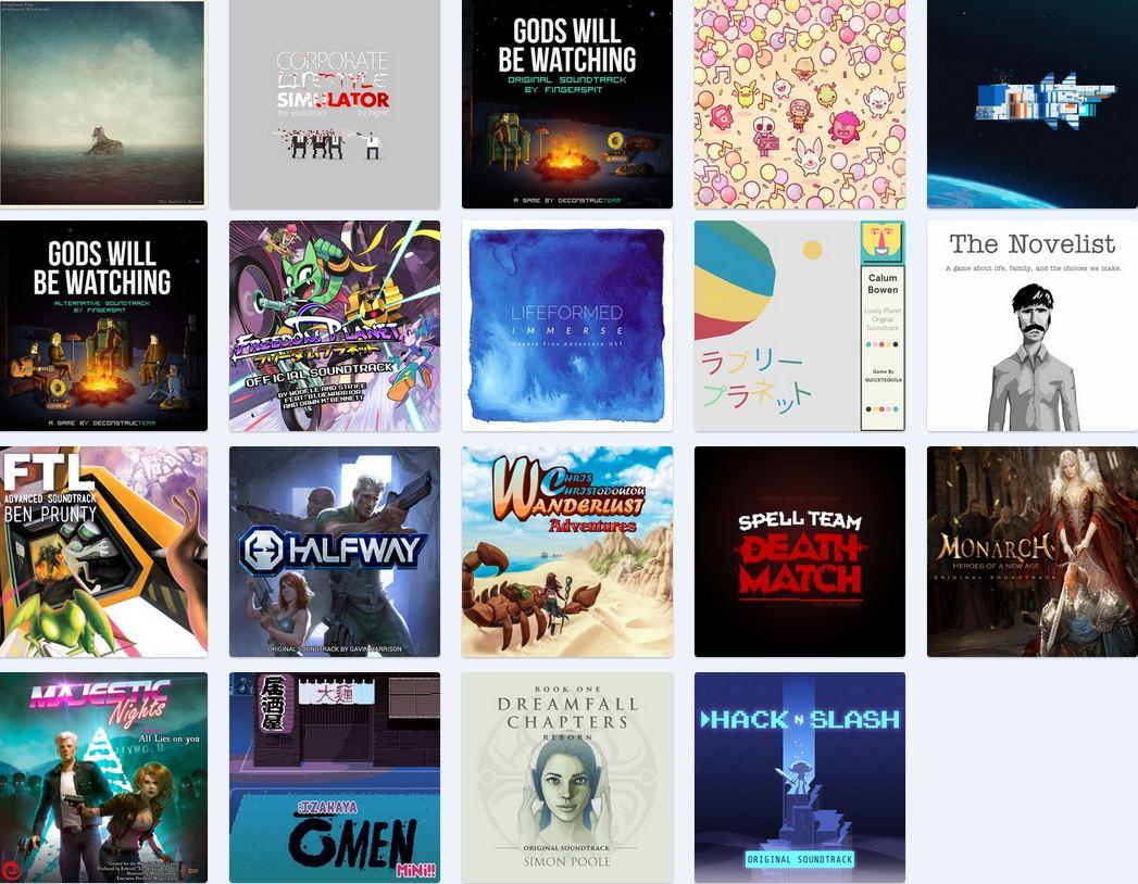 game music bundle 8