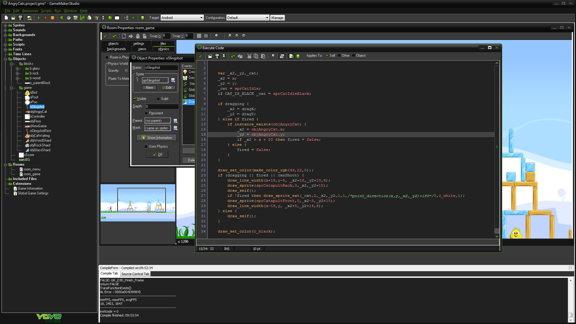 GameMaker Studio Arrives With Player Marketplace IOS Support - Game maker