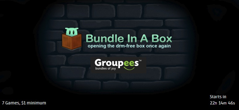 groupees bundle in a box