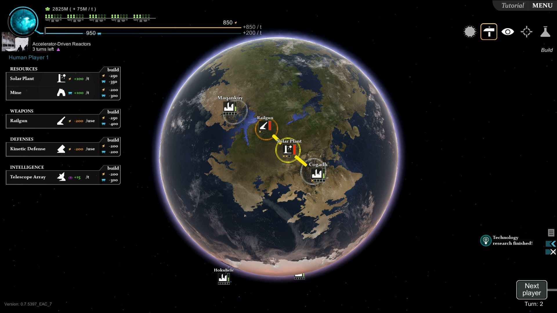 Interplanetary (AI update)