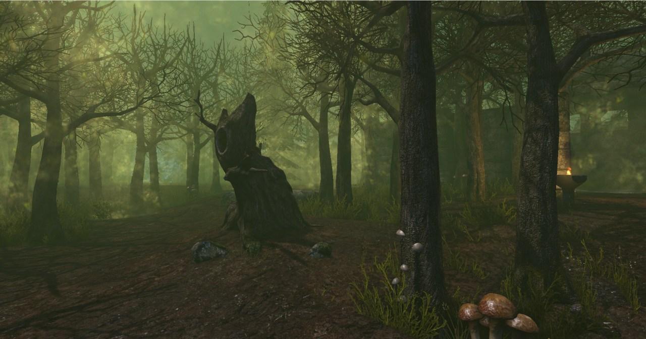 Isle of the Deranged (Legend of Grimrock 2 mod)