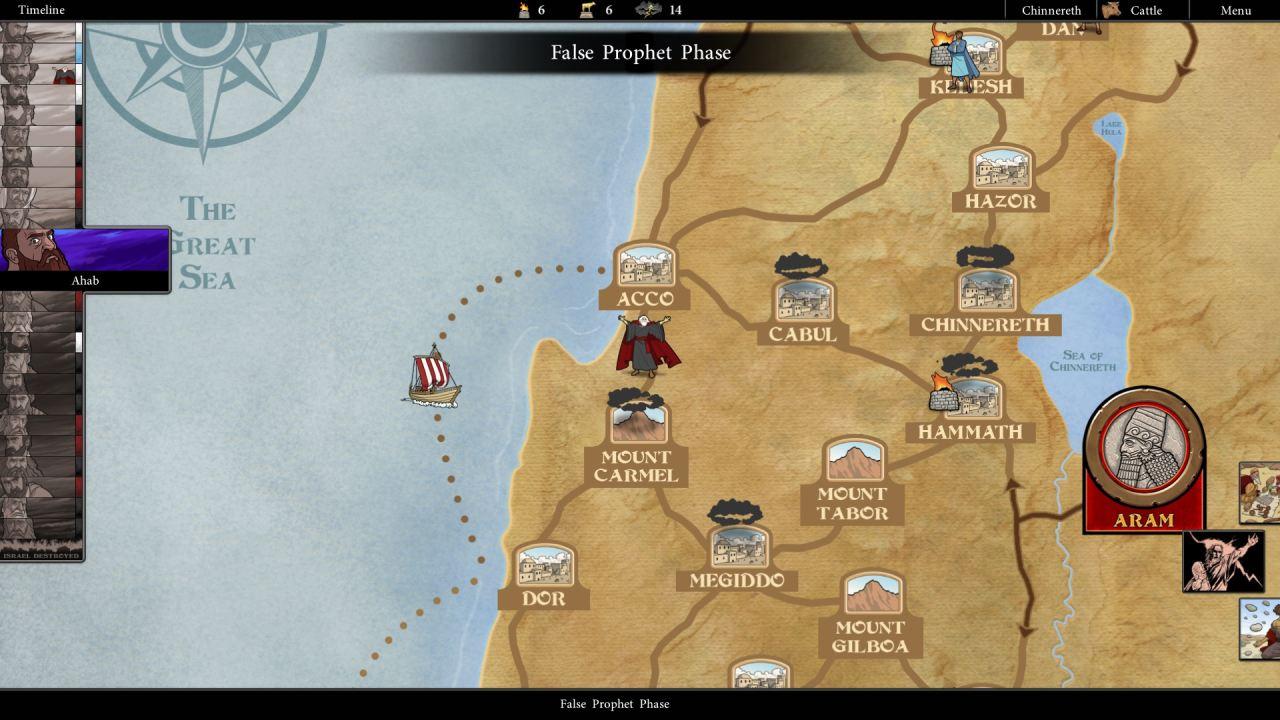 Kings of Israel (GL)