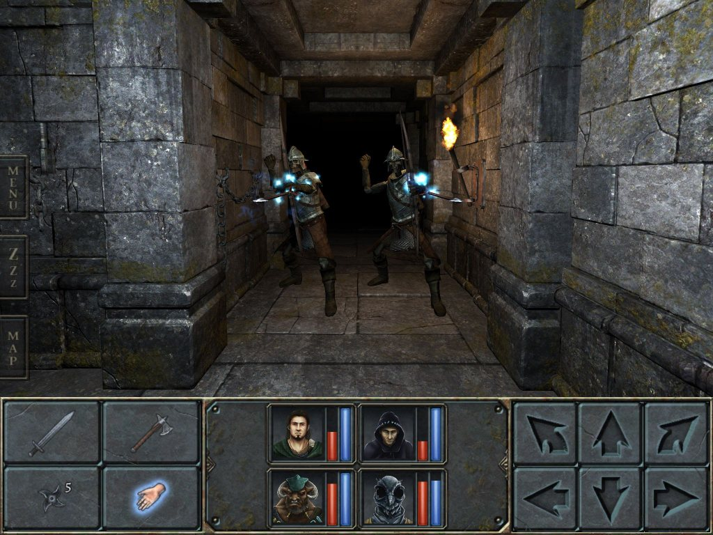Legend of Grimrock (iPad)