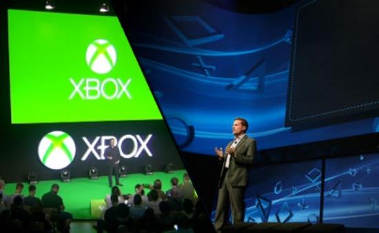 Microsoft Sony Gamescom 2014