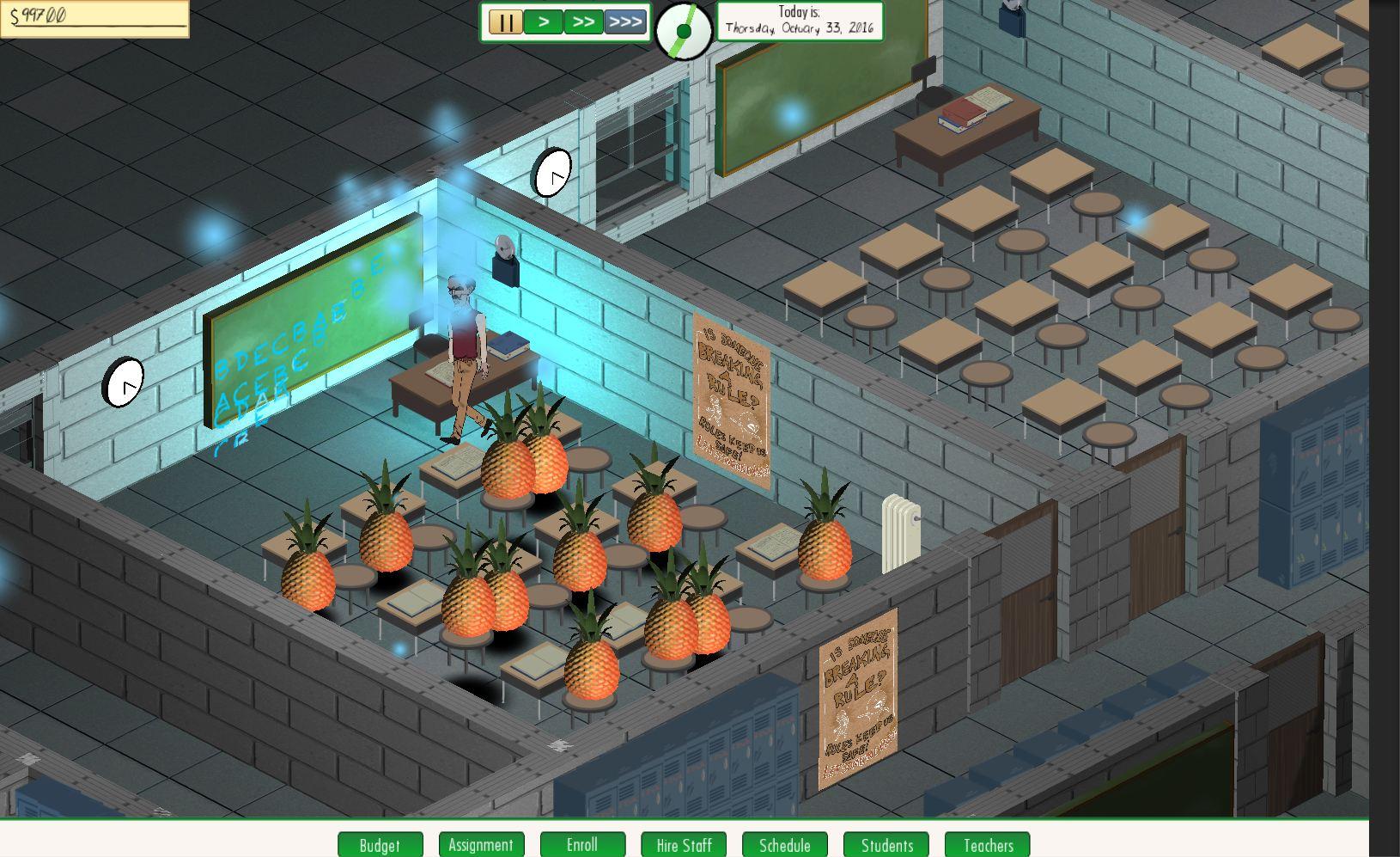 No Pineapple Left Behind (Kickstarter)