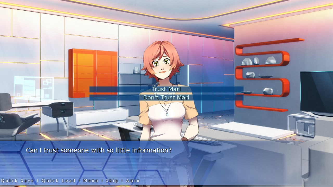Orion: A Sci-Fi Visual Novel (GL)