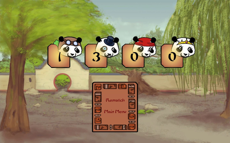 Panda Pounce