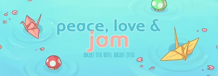 Peace, Love & Jam