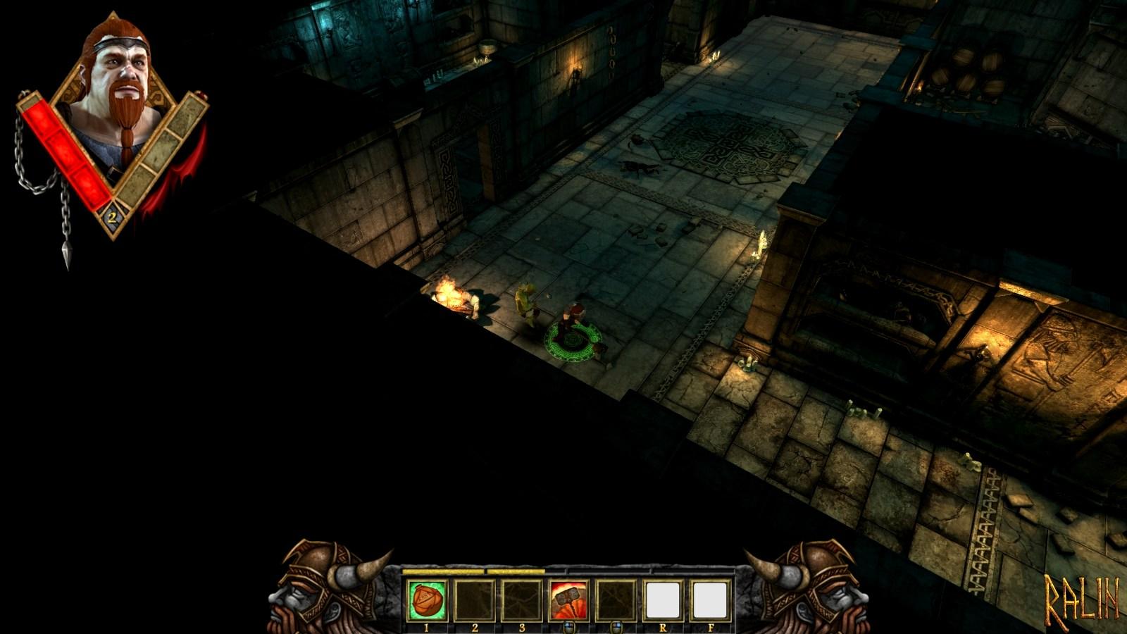 Ralin - Dwarf Wars (alpha 3)