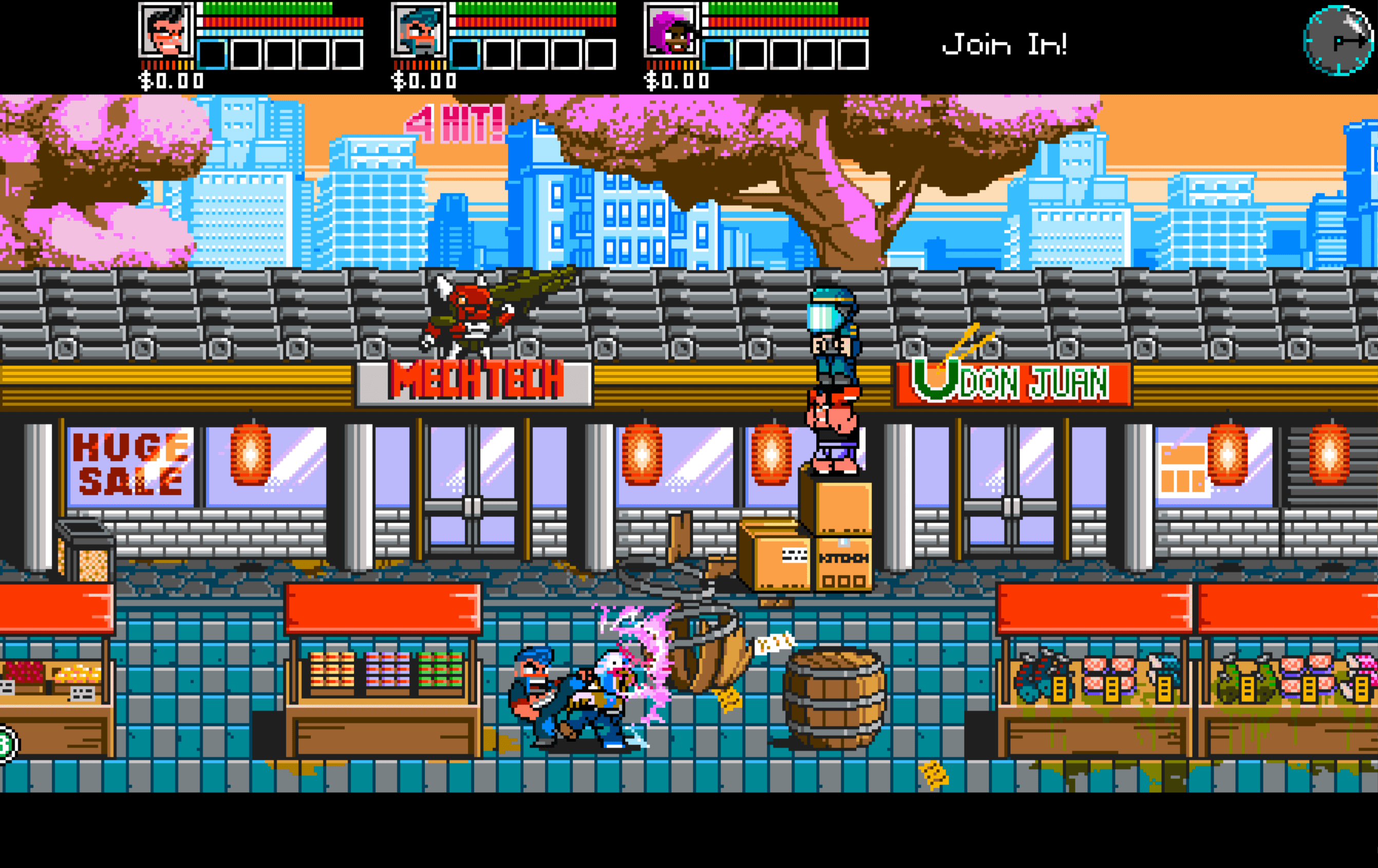River City Ransom: Underground (GL)