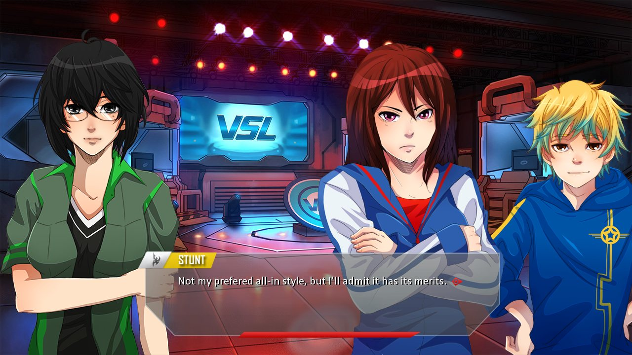 SC2VN - The eSports Visual Novel (GL)