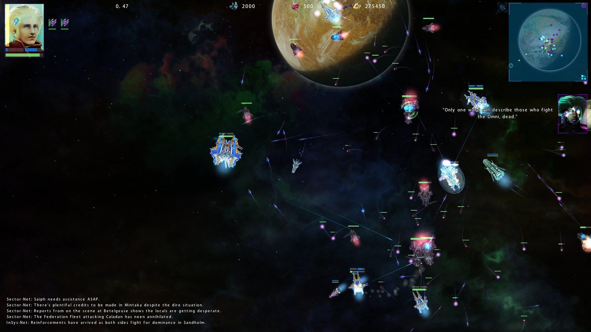 Star Nomad 2 (GL)