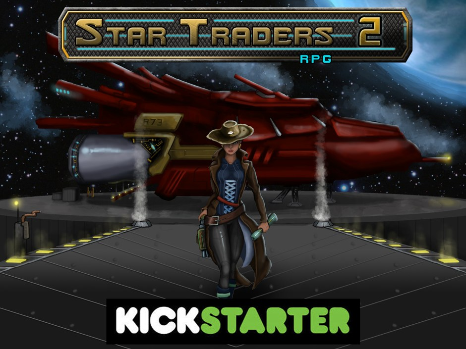 Star Traders 2 RPG Kickstarter
