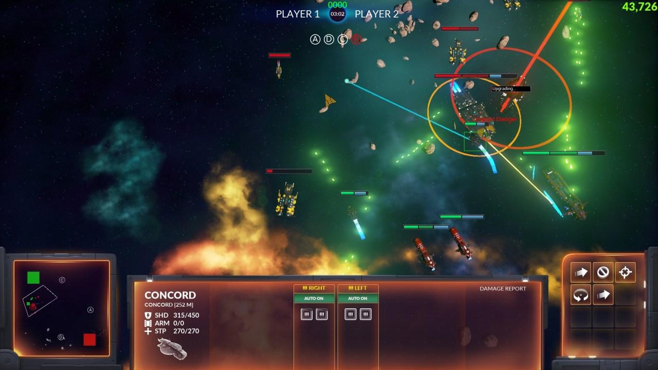Starfall Tactics (GL)