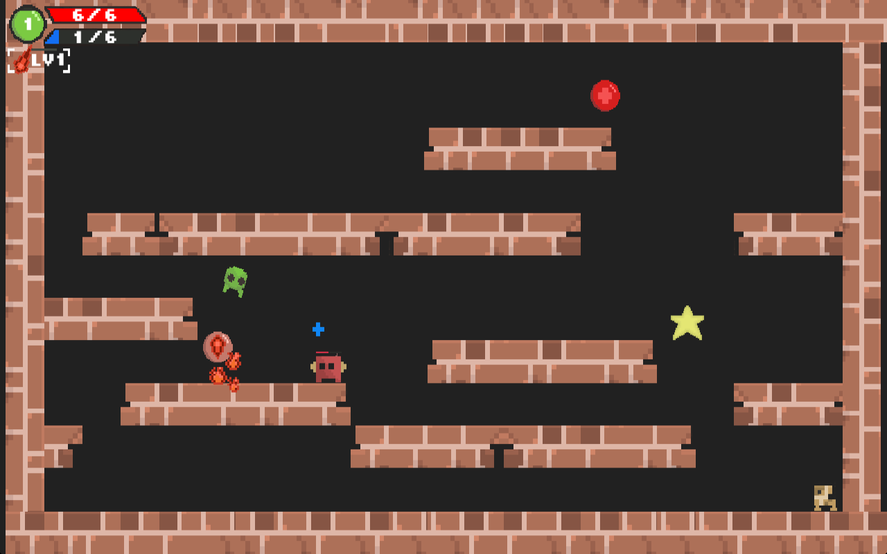Starsss - The Star-Chasing Roguelite Platformer