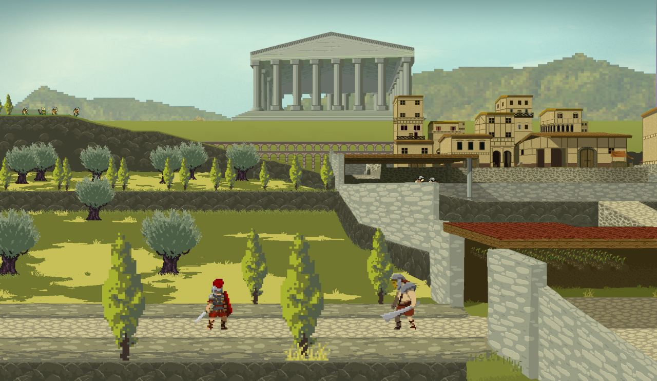 Super Roman Conquest (Greenlight)