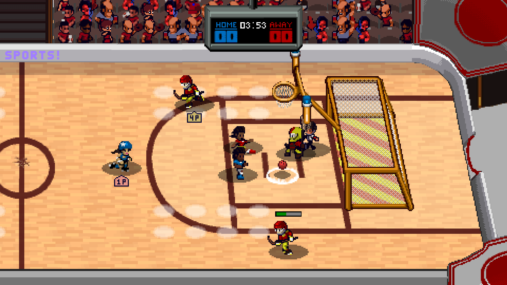 Super Slam Dunk Touchdown (GL)