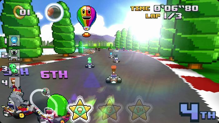 Super World Karts Grand Prix