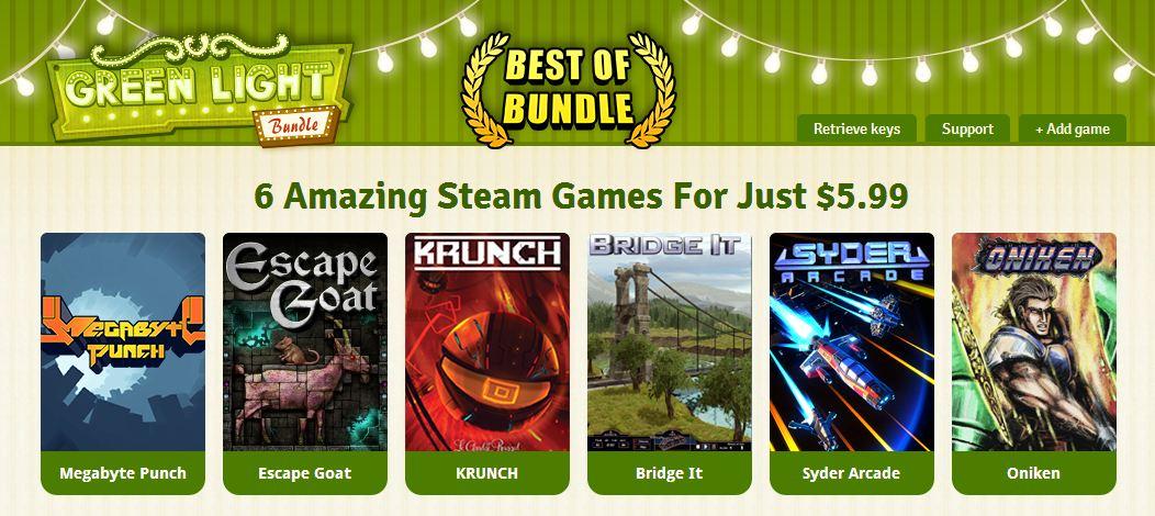 The Green Light Bundle: Best of