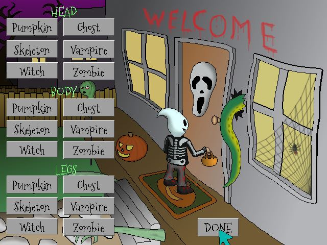 T.O.T.S: Trick-Or-Treat Simulator