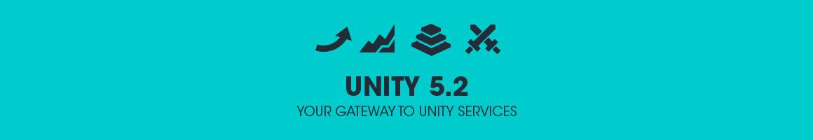 Unity 5.2